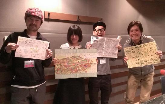 手書き地図推進委員会さま②-2